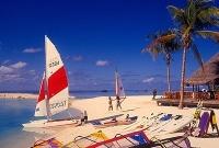 شاطئ المالديف