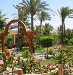 حديقة في شرم الشيخ