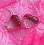 صورة قلبان جميلان
