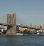 جسر بروكلين المشهور بنيويورك