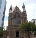 Brisbane, St Stephen's Cathedral