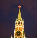 برج الكرملين في موسكو