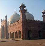 صورة مسجد في باكستان