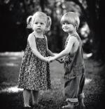 صورة لاطفال حلوين