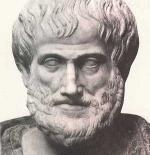 صورة للعالم أرسطو