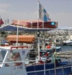 ميناء الصيد في لارناكا