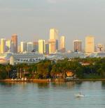 ناطحات سحاب في وسط مدينة ميامي