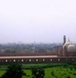 صورة مسجد رائع في باكستان