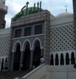 صورة مسجد في كوريا