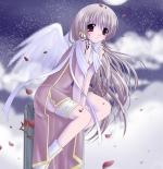 صورة البنت الانمي الجميلة