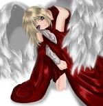 صورة انمي ملاك