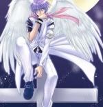 صورة البنت الملاك الجميلة