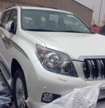 صورة سيارة برادو