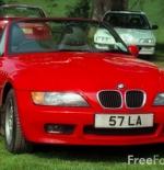 صورة سيارة حمراء جميلة