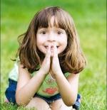 صورة طفلة مندهشة