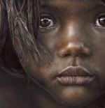 صورة طفلة سودانية