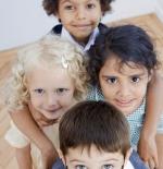 صورة اطفال صغار