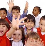 صورة الاطفال الرائعين