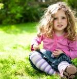 صورة الطفلة الجميلة