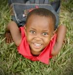 صورة طفل افريقي