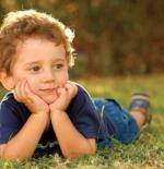 صورة الطفل الوسيم
