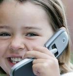 صورة الطفلة السعيدة