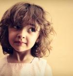 صورة الطفلة الرقيقة