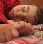 صورة الطفل النائم