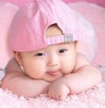 صورة طفل صيني