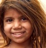 صورة طفلة هندية