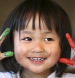 صورة لشقاوة الاطفال