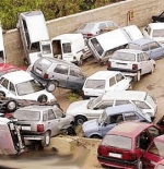 صورة حادث مرور غريب
