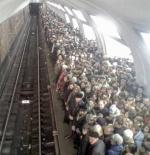 صورة في محطة القطار