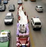 صورة اطفال فستان زفاف