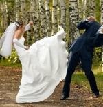 صورة العروسة الشرسة