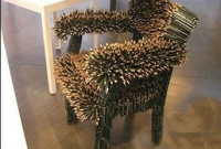 صورة الكرسى القنفذ