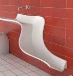 صورة المرحاض الغريب