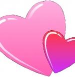 صورة قلب جامدة جدا