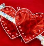 صورة قلب احمر