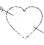 صورة قلب جميلة جدا