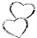 صورة قلوب جميلة