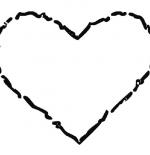 صورة قلب كبير