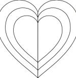 صورة رسم قلب
