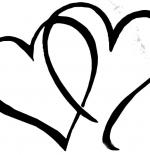 صورة قلوب رهيبة