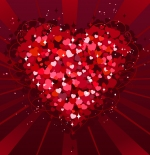 صورة قلوب فقط