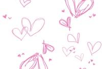 صورة قلوب صغيرة
