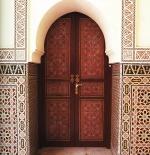 صورة من الهندسة الاسلامية