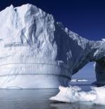صورة جسر من الثلج