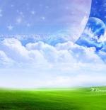 صورة السماء الجميلة