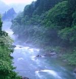 صورة النهر الجميل